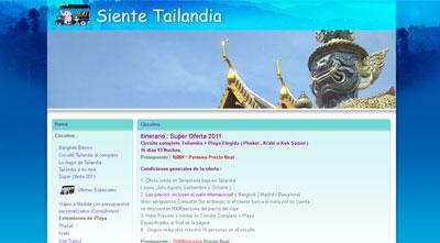 Fraude Viaje Thailandia Sientailandia.com