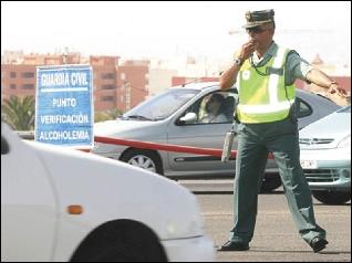 Retirada del Carnet Delitos Seguridad del Trafico