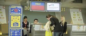 Ryanair Condenada Vuelo DNI
