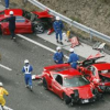 Accidente Trafico Coches Lujo Ferrari
