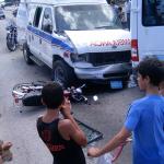 Detenido Conductor Ambulancia Positivo Droga Mata a Motorista