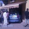 Accidente Trafico Malaga Coche Empotrado