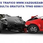 ACCIDENTES TRAFICO VAZQUEZ ABOGADOS MALAGA CONSULTA GRATUITA 609610197