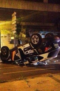 accidente trafico malaga coche policia www.vazquezabogados.es
