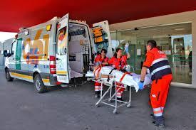 ambulancia negligencia medica amputacion dedos