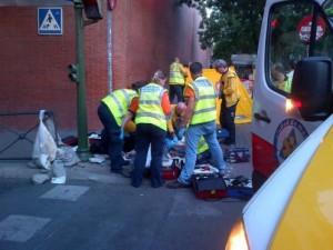 negligencia medica ambulancia retraso www.vazquezabogados.es