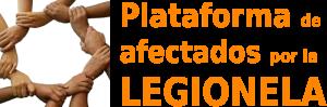 plataforma afectados legionela manzanare logo